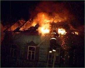 Половина потерь от пожаров в России — жилые дома, одна пятая из них — поджоги