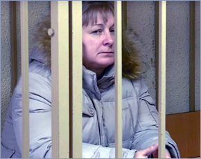 Областной суд не удовлетворил апелляцию Натальи Калюк и её сына