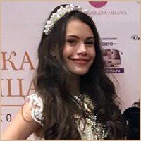 «Юная российская красавица-2017»: девочка из Брянска — первая вице-мисс