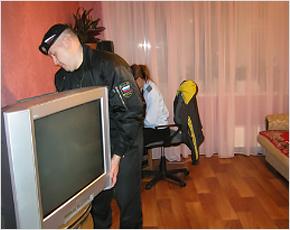 Стоимость арестованного имущества за долги россиян достигла 120 млрд. рублей