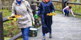 Заповедник «Брянский лес» отметил День Матери-Земли ударными волонтёрскими выходными