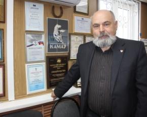 Игорь Пискунов: «Считаю: любой труд почётен»