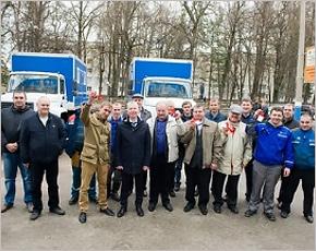 Филиал «Брянскэнерго» обновляет парк служебной техники