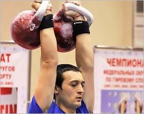 Брянский гиревик выиграл чемпионат Европейской России