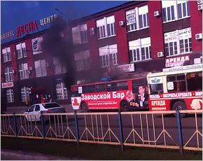 ГУ МЧС сообщает о пожарах вторника: горящий троллейбус и ещё 8 пожаров