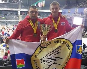 Брянский спортсмен выиграл чемпионат Европы по каратэ