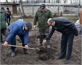 В Брянской области стартовала акция «Сады Победы»