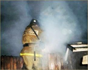 МЧС сообщает: в регионе потушено пять пожаров за четверг