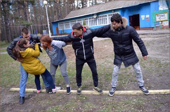 Команда «Лайм» стала лучшей на молодёжном турфестивале «Под облаками» (ФОТО)