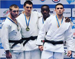 Брянский дзюдоист завоевал бронзовую медаль Кубка Европы