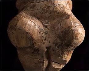 Археологи нашли в Хотылёво «палеолитическую Венеру»
