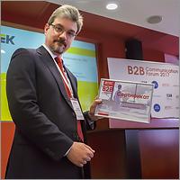 B2B Communication Forum 2017: «Активно поработайте контентом. Дайте пользы»