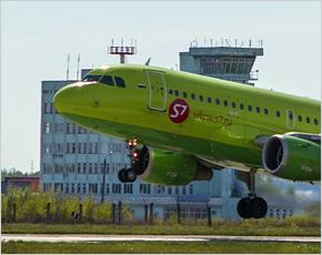 Весь май между Брянском и Петербургом будет летать Airbus A319