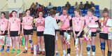 Гандбольный клуб «Сокол» из Сельцо стал четырёхкратным чемпионом Высшей лиги