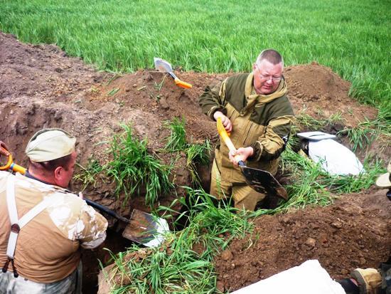 «Вахта Памяти»: в Комаричском районе нашли покой больше двадцати бойцов Красной Армии (ВИДЕО)