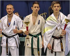 Брянские спортсмены завоевали две медали всероссийских соревнований по киокусинкай