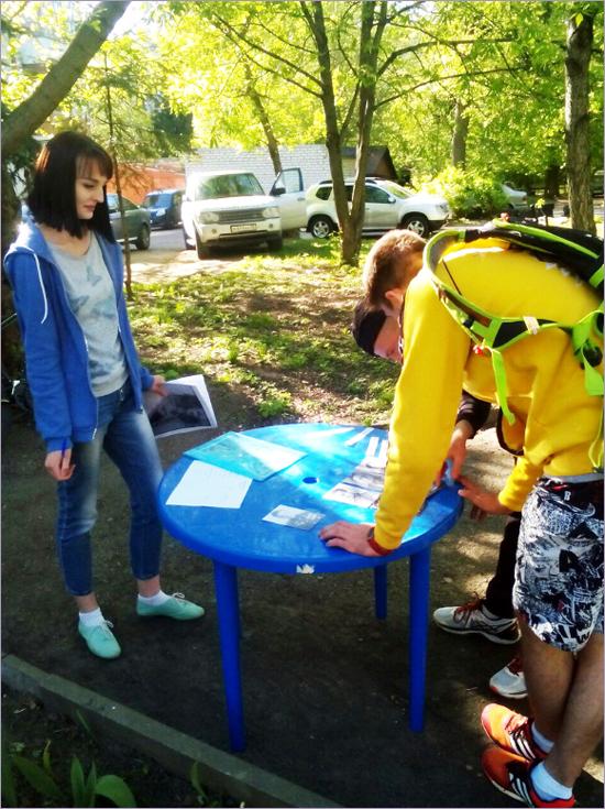 В преддверии Дня Победы в Брянске устроили патриотический велоквест (ФОТО)
