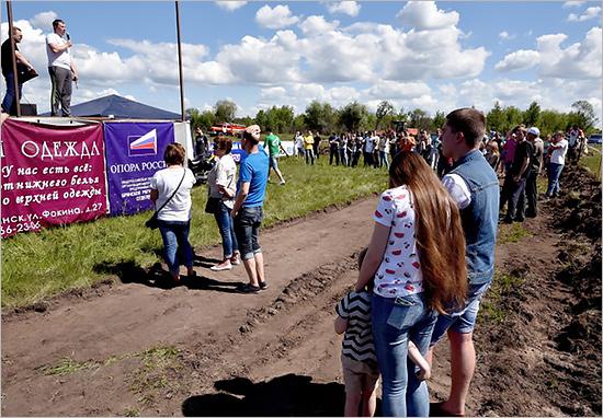 Отец и сын Покровские выиграли очередной ралли-спринт — первый этап «Брянска»