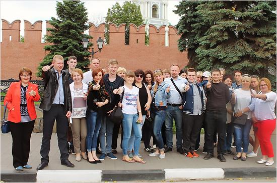Сотрудники «Брянсксельмаша» побывали с экскурсией в Туле