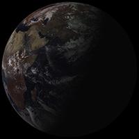 Красивая наука от российского гестационарного спутника «Электро-Л»: сделай прогноз погоды сам