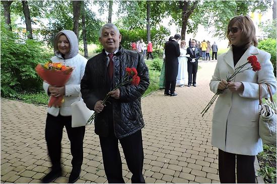 Тютчевский праздник в Овстуге: «Русский путь» для экс-губернатора
