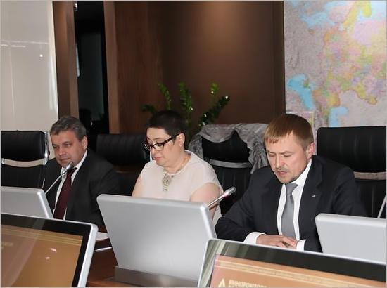 Гендиректор «Катюши» Сергей Авдеев включён в федеральный президиум «ОПОРЫ РОССИИ»
