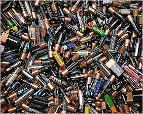 На выставке «Брянского леса» можно будет сдать «потёкшие» батарейки