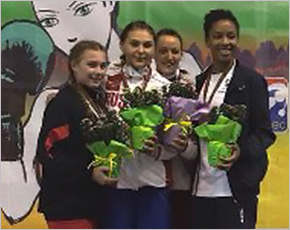 Брянская спортсменка Елена Жиляева выиграла чемпионат Европы по боксу