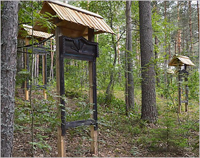 Для обустройства экотропы «Музей наличников» заповеднику «Брянский лес» требуются волонтёры
