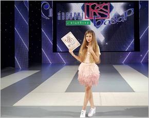 Юная брянская певица Настя Гладилина откроет «Славянский базар»