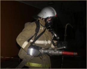 ГУ МЧС сообщает: за сутки в регионе потушено четыре пожара