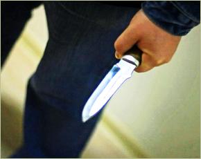 «Откинувшийся» из брасовской колонии ИК-4 угрожал ножом уфсиновцам