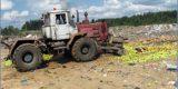 На полигоне под Новозыбковом уничтожено 10,5 тонн неопознанных яблок