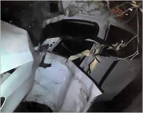 Аварийный вторник: в Бежице Volkswagen влетел в дерево
