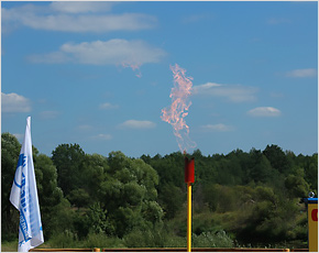 В мглинские деревни Николаевка и Католино пришёл газ