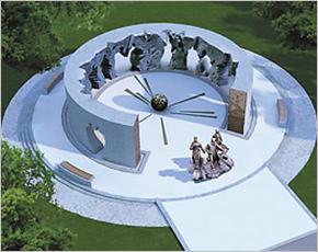 В Москве началось строительство монумента участникам ликвидации последствий катастрофы на ЧАЭС