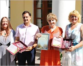 Светлана Максимова и Андрей Коврайский стали победителями тютчевского конкурса «Мыслящий тростник»