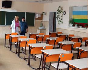 Все школы Брянска приняты к новому учебному году