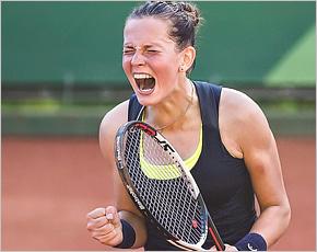 Брянская теннисистка Влада Коваль завоевала «серебро» первенства Европы в паре