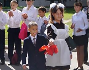 Учеников Мглинской школы-интерната поздравили с Днём знаний энергетики