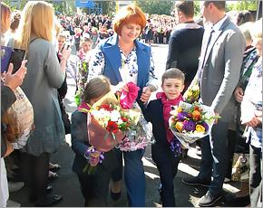 1 сентября в Брянске в школы пошли 47,9 тысяч учеников