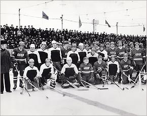 В Брянске готовится к изданию книга об истории городского хоккея
