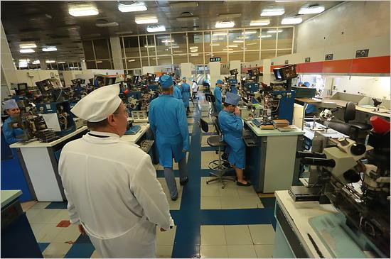 На брянском «Кремнии» должна появиться производственная рота для альтернативной службы – Борис Пайкин