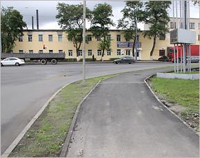 Отремонтированный проспект Станке Димитрова принят в эксплуатацию