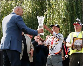 Обладателем рыболовного Кубка Николая Валуева стал Артём Чефранов