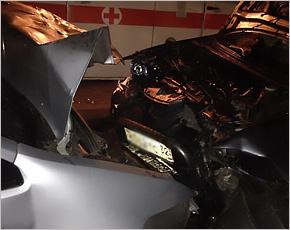 Лобовое вечернее ДТП парализовало трассу «Брянск-Смоленск». Есть пострадавшие