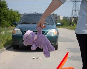 В Брянске с начала года произошло больше 20 ДТП, в которых пострадали дети