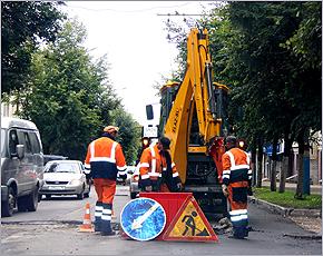 В Брянске отремонтирована проезжая часть на улице Фокина (ФОТО)