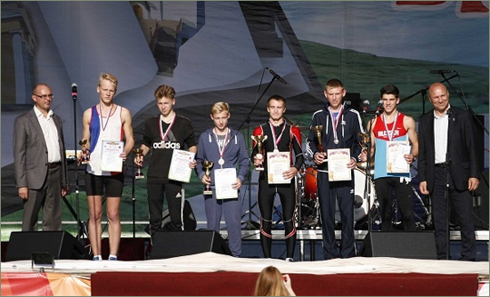 На главных дистанциях брянского «Кросса Нации-2017» победили лыжники