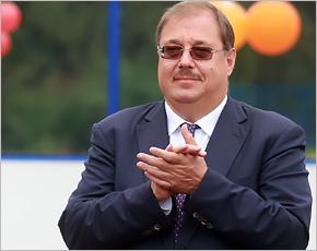 Победивший на выборах в Госдуму Борис Пайкин поблагодарил избирателей за оказанное ему доверие